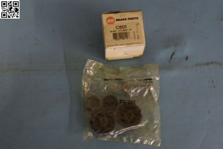 "1957-1962 Corvette C1,Drum Brake Wheel Cylinder Repair Kit,C501 Rear 7/8"",New,Box E"